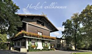 The Bayrisches Haus is steeped in history. Credit: Bayrisches Haus