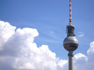 Enjoy panoramic vies of Germany's capital. Credit: Flickr/Marco Bellucci