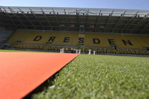 Head to Dresden stadium to say 'I do!'. Credit: Stadion Dresden Projektgesellschaft mbH & Co.KG